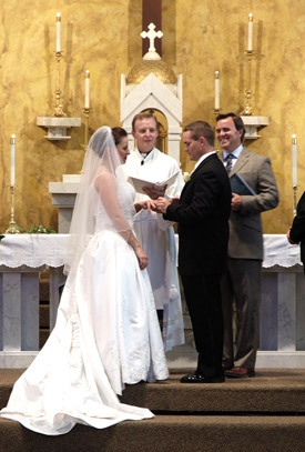 the consent and consummation of a christian marriage What constitutes marriage according to the bible does a couple have to get a marriage license in order for god to view them as married.